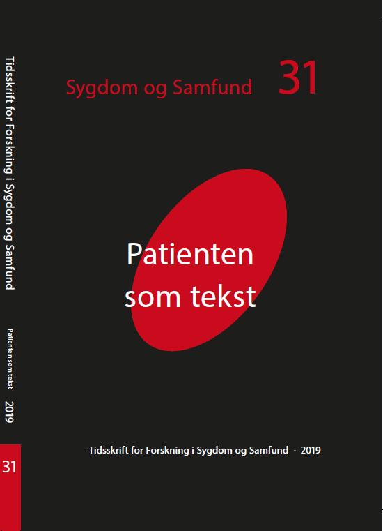 Se Årg. 16 Nr. 31 (2019): Patienten som tekst