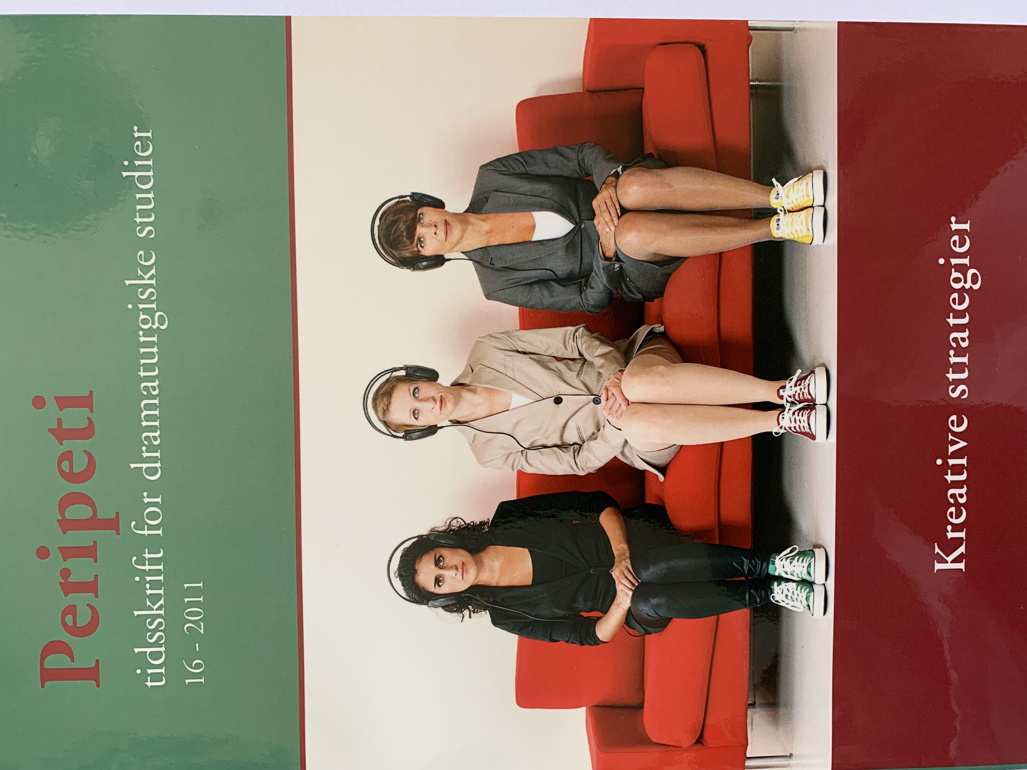 Se Årg. 8 Nr. 16 (2011): Kreative strategier