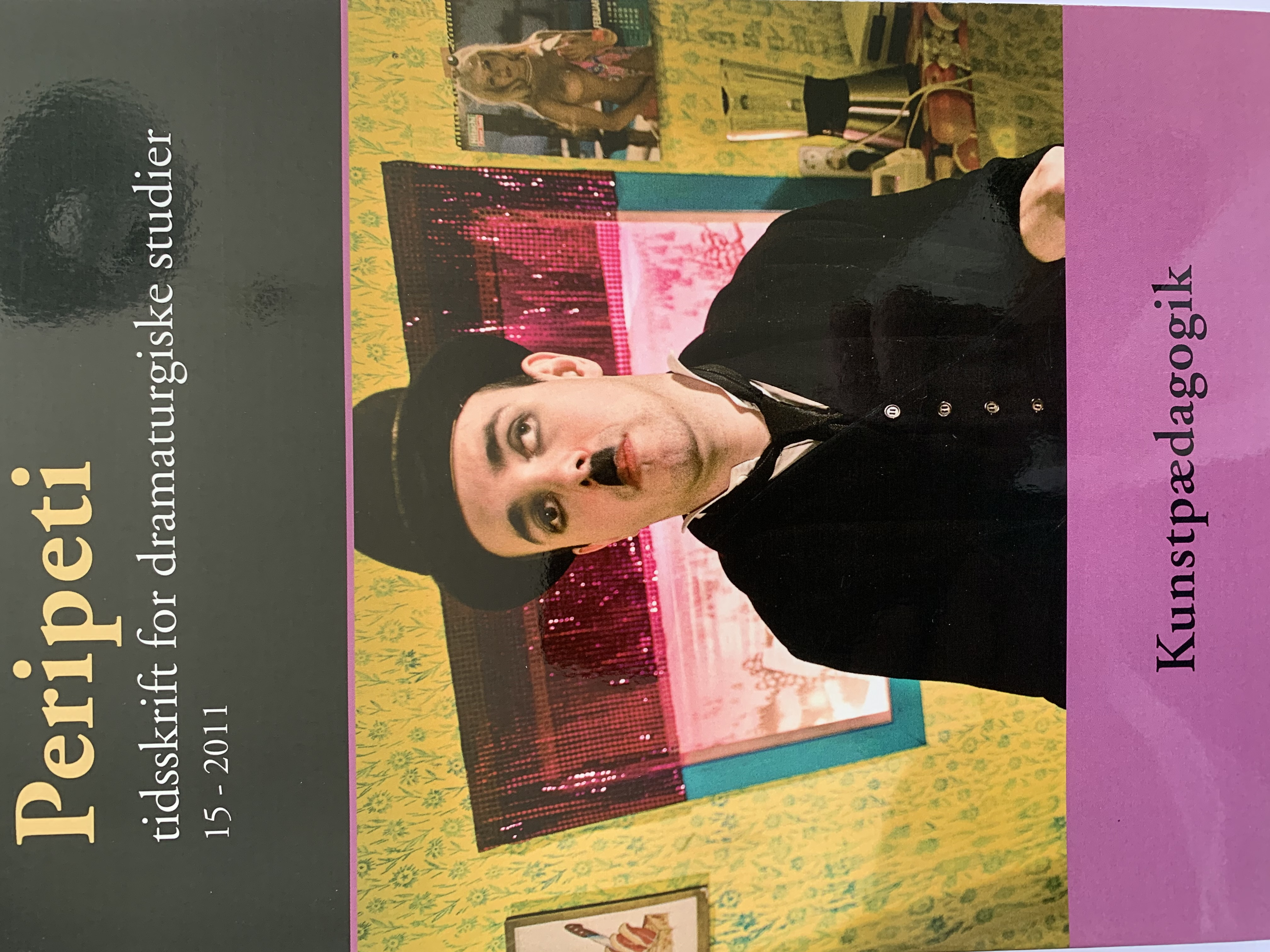 Se Årg. 8 Nr. 15 (2011): Kunstpædagogik