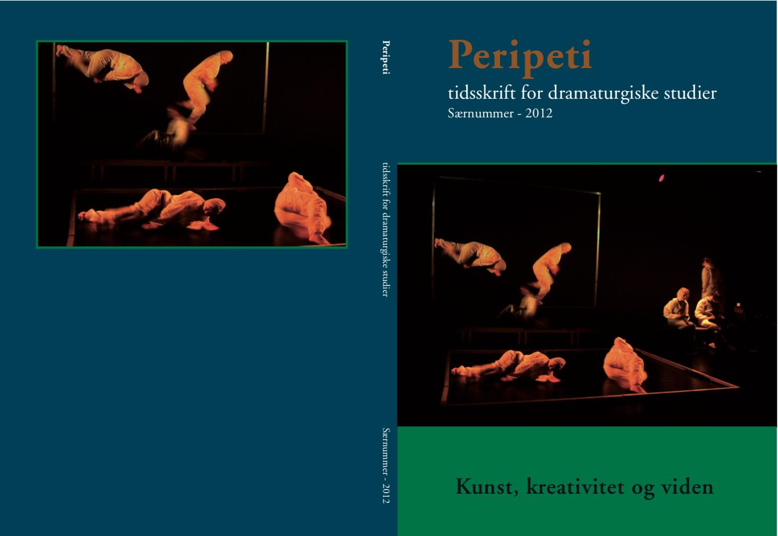 Se Årg. 9 Nr. 17.5 (2012): Kunst, kreativitet og viden