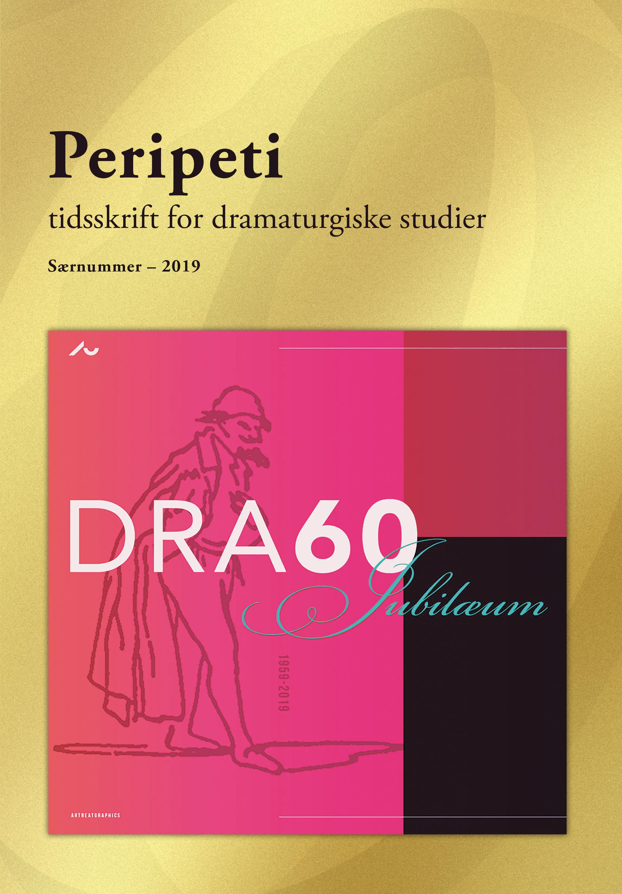 Se Årg. 16 Nr. Særnummer (2019): DRA60 Jubilæum