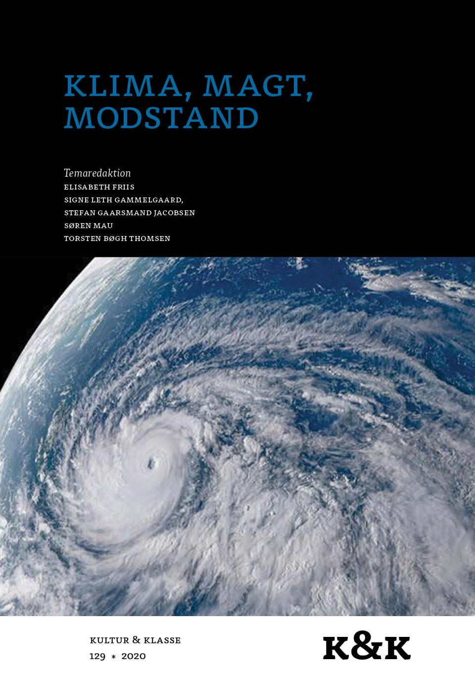 Se Årg. 48 Nr. 129 (2020): Klima, magt, modstand