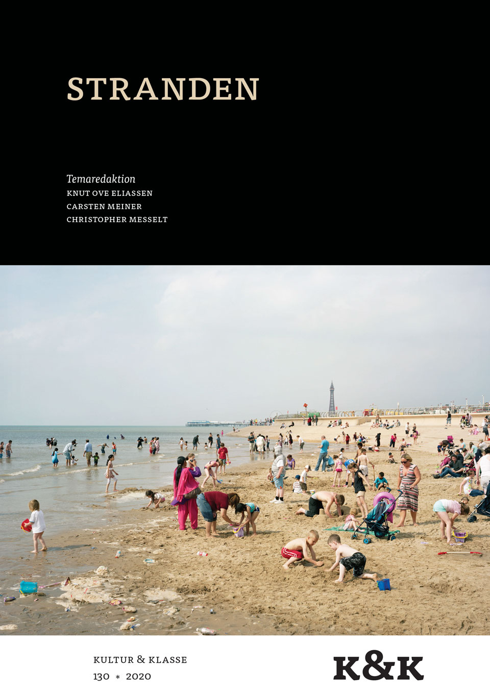 Simon Roberts: Blackpool Beach #1, Lancashire, 2008.