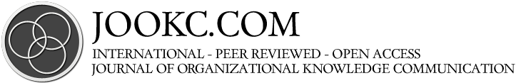 Journal of Organizational Knowledge Communication