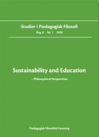Studier i Pædagogisk Filosofi. Monografiserie