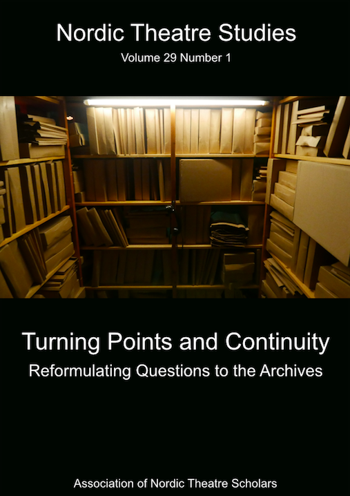 Turning Points and Continuity