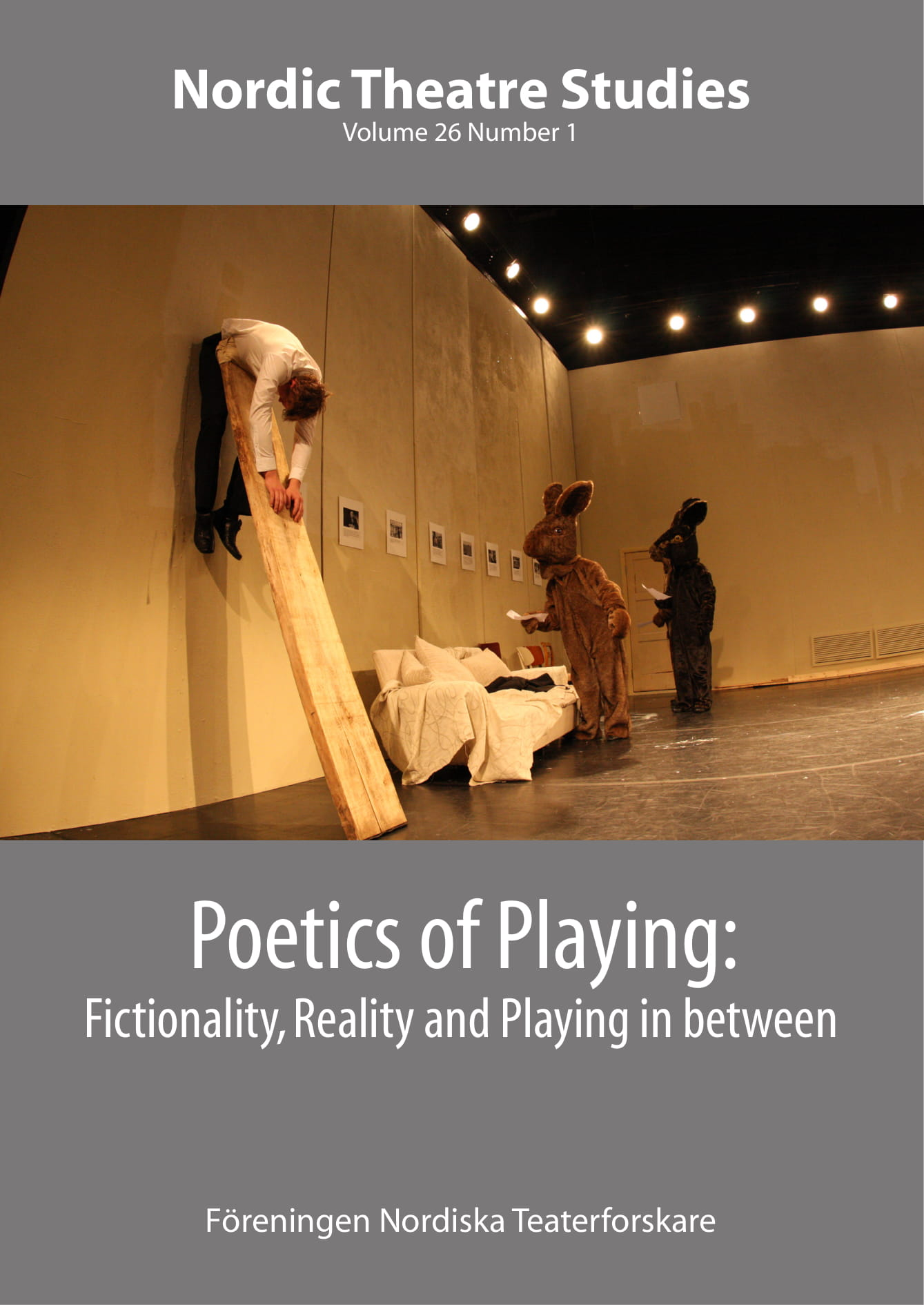 View Vol. 26 No. 1 (2014): Poetics of Playing