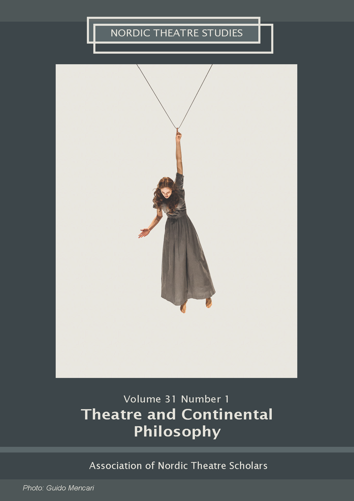 View Vol. 31 No. 1 (2019): Theatre and Continental Philosophy