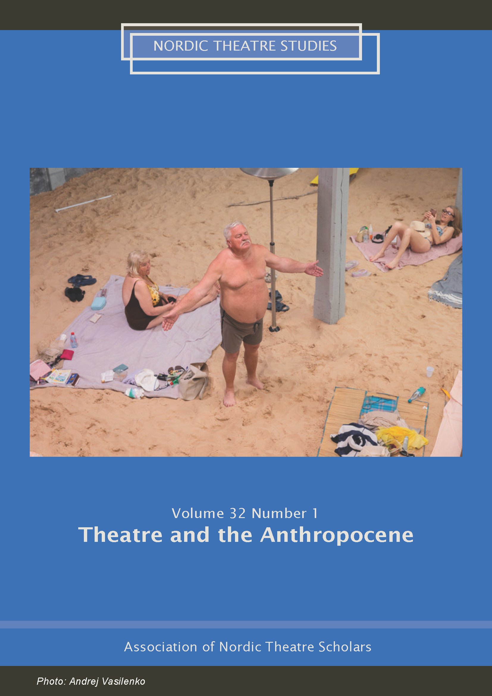 View Vol. 32 No. 1 (2020): Theatre and the Anthropocene