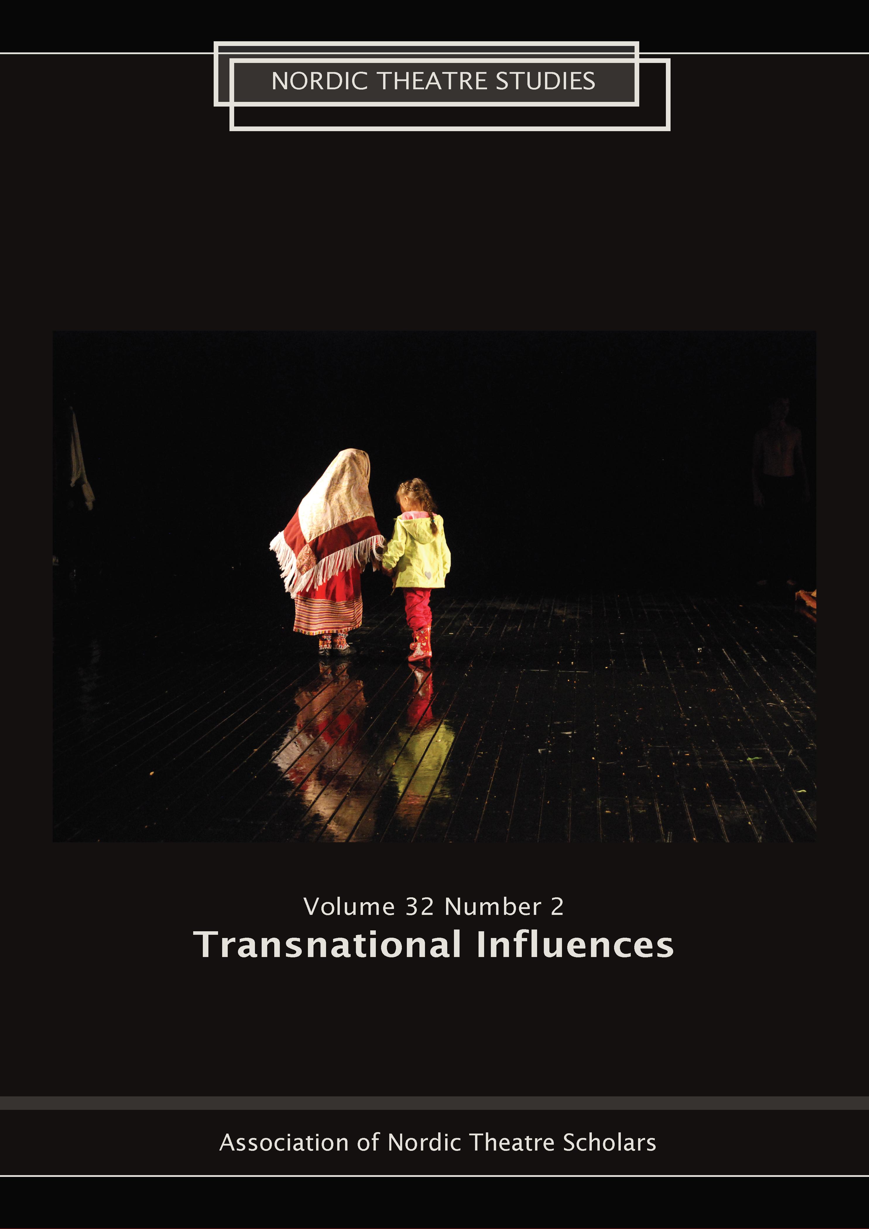 View Vol. 32 No. 2 (2020): Transnational Influences