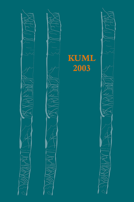 Se Årg. 52 Nr. 52 (2003)
