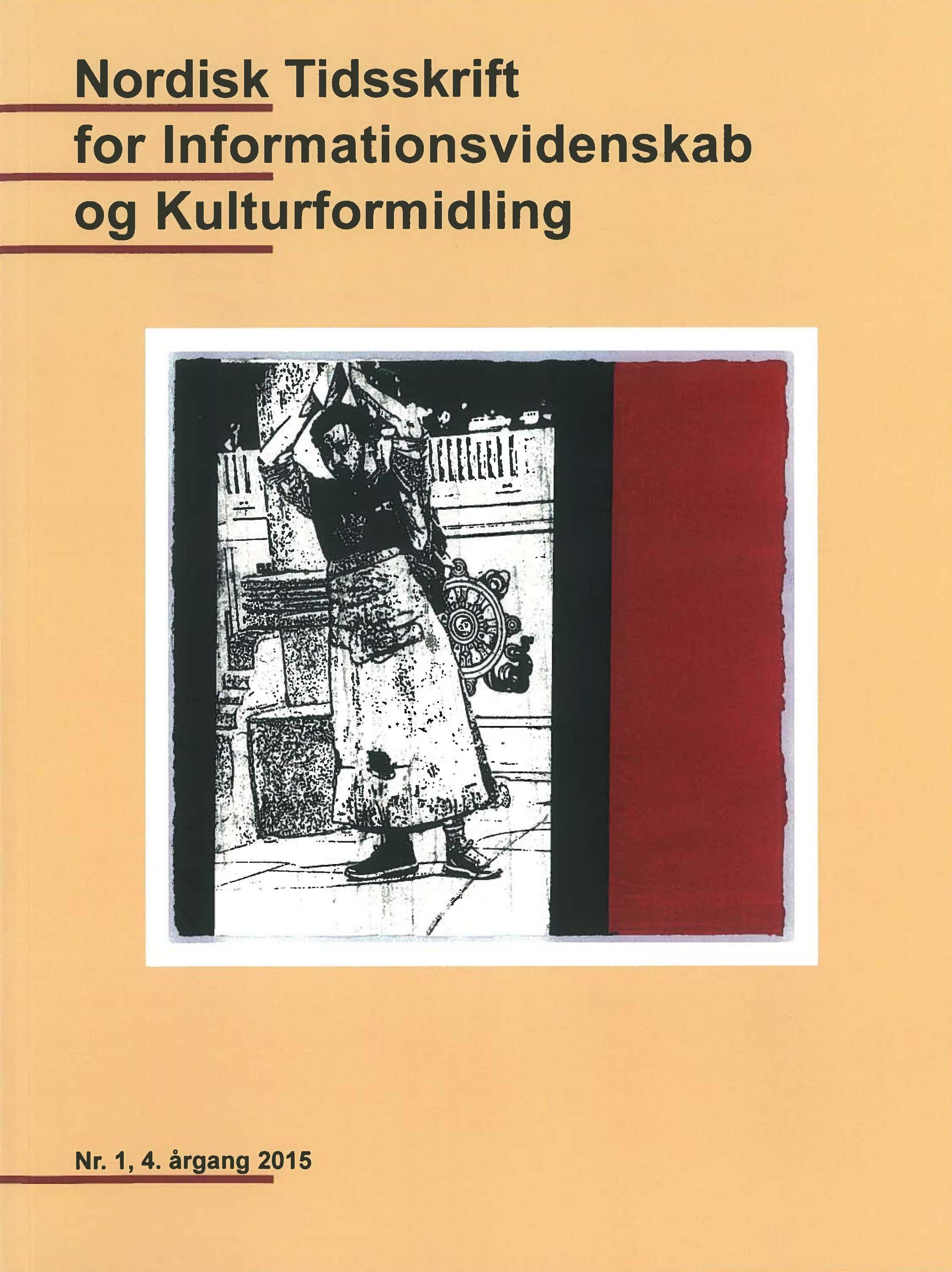 Se Årg. 4 Nr. 1 (2015): NTIK, årg. 4 nr. 1, 2015