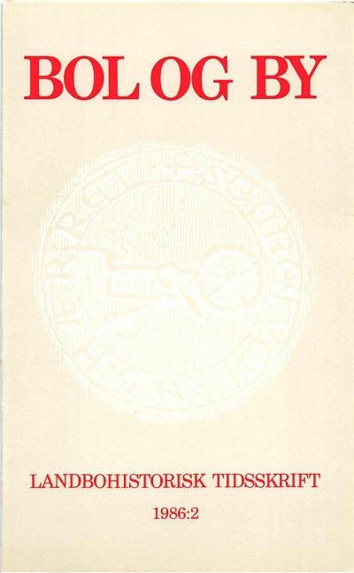 Se Årg. 2 Nr. 2 (1986)