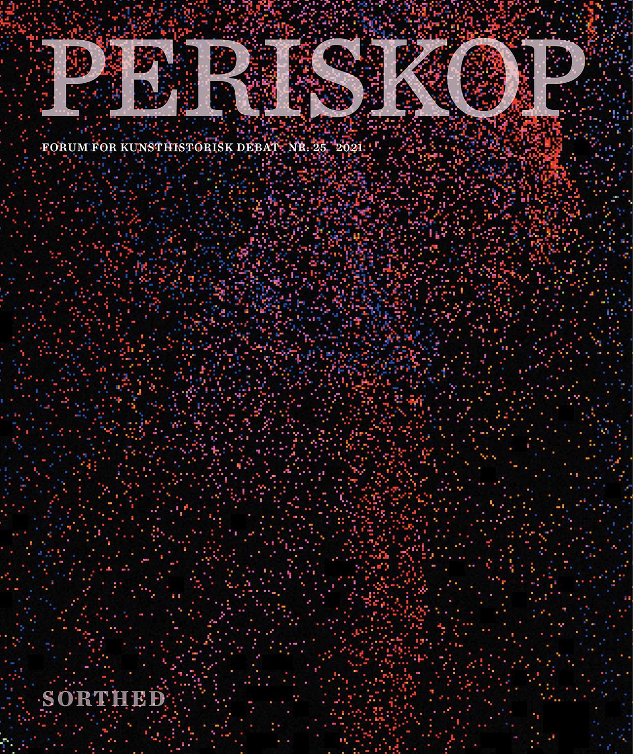 Forsiden af Periskop nr. 25
