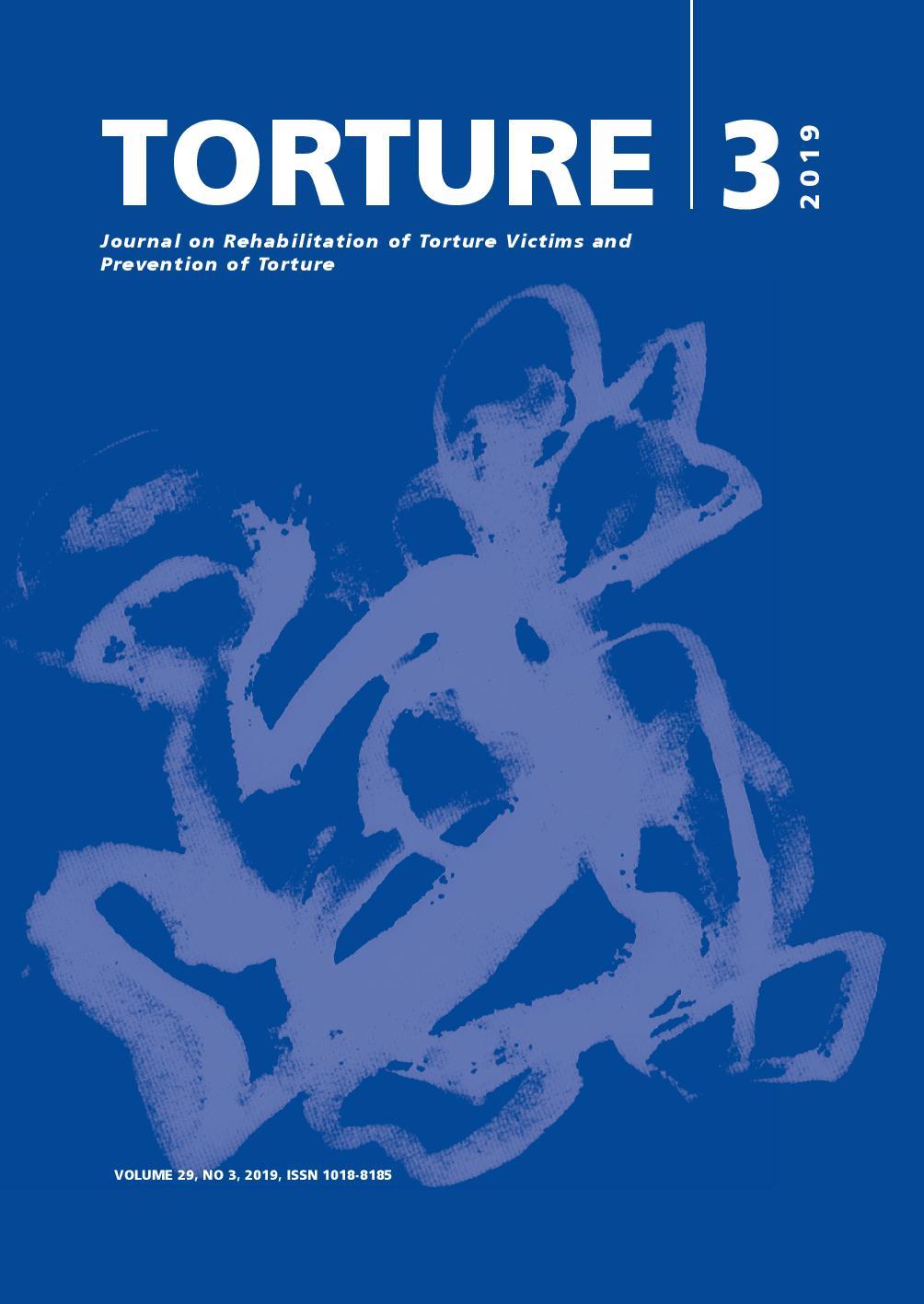 Torture Journal 29 (3)