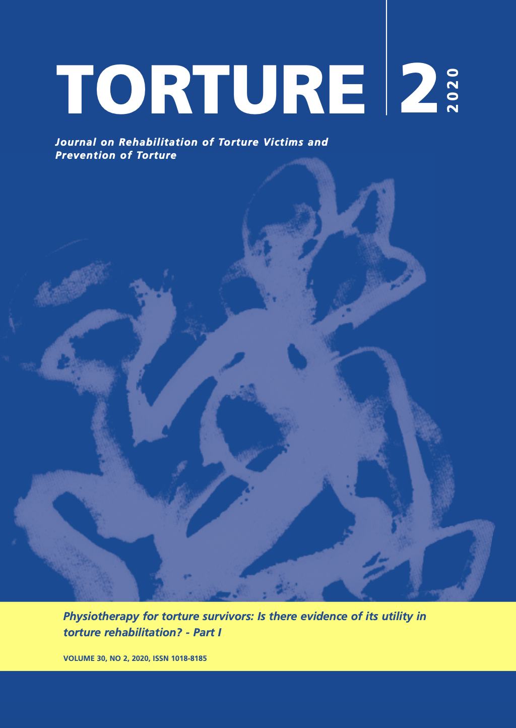 View Vol. 30 No. 2 (2020): Journal on Rehabilitation of Torture Victims and Prevention of Torture