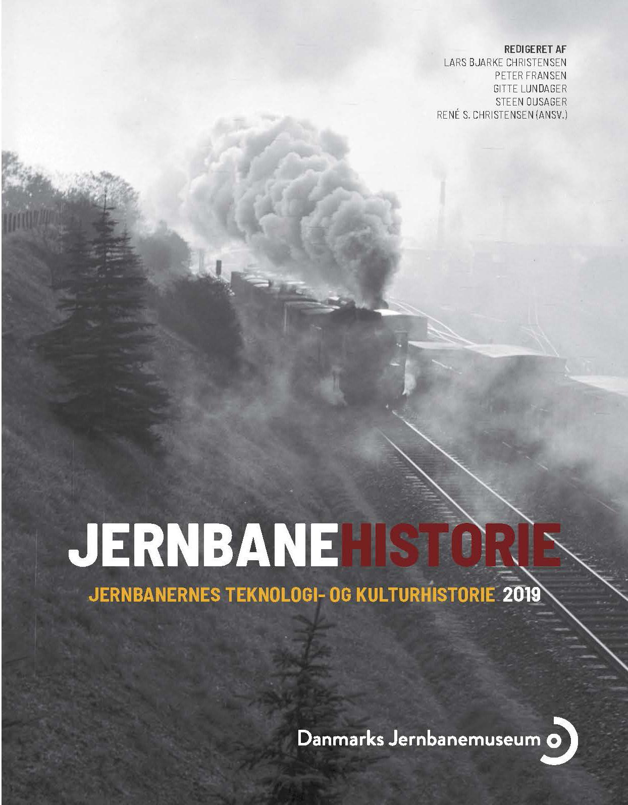 Se Årg. 7 Nr. 1 (2019): Jernbanehistorie