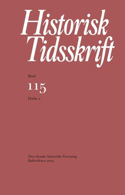 Se Historisk Tidsskrift Bind 115 Hæfte 2 (2015)
