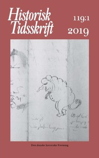 Historisk Tidsskrift Bind 119 Hæfte 1 [forside]