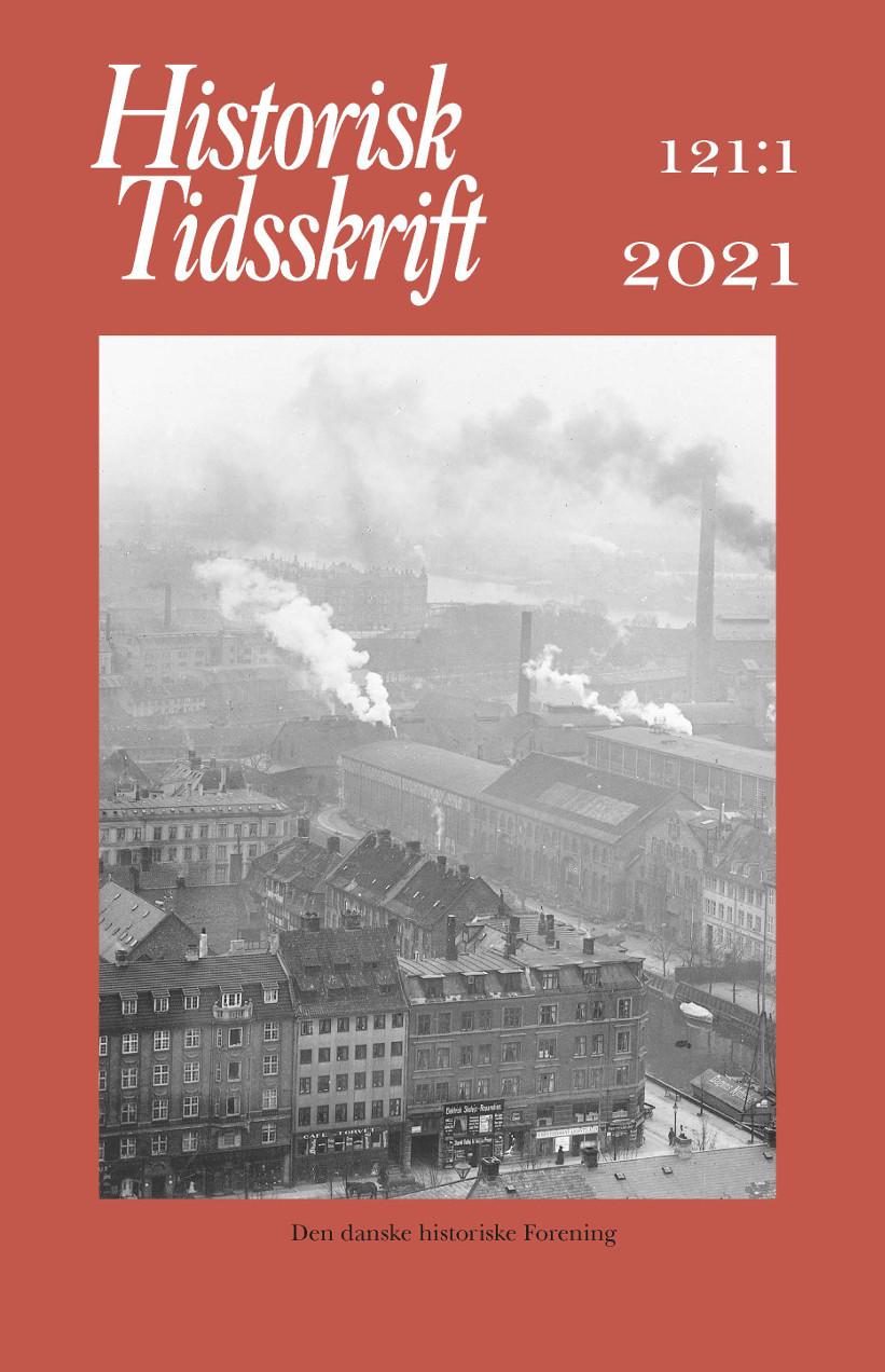 Historisk Tidsskrift Bind 121 Hæfte 1 [forside]