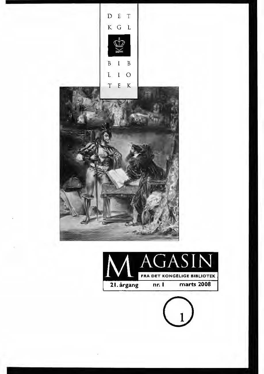 Se Årg. 21 Nr. 1 (2008)