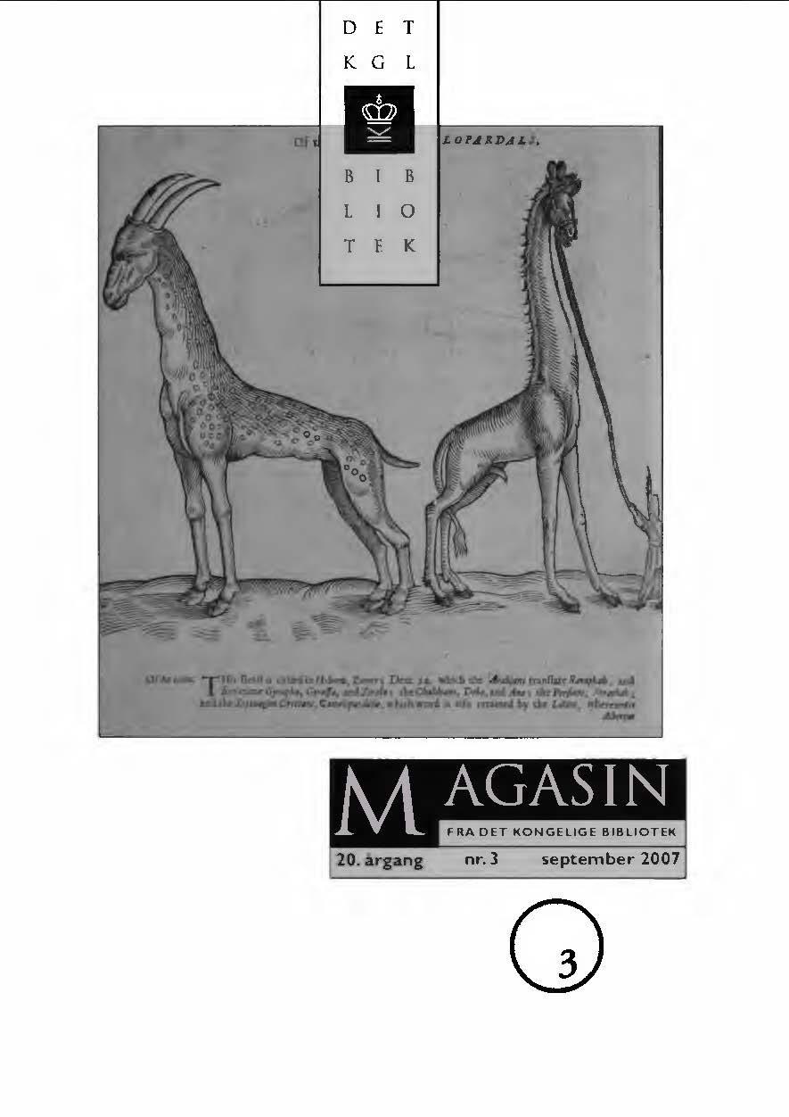 Se Årg. 20 Nr. 3 (2007)