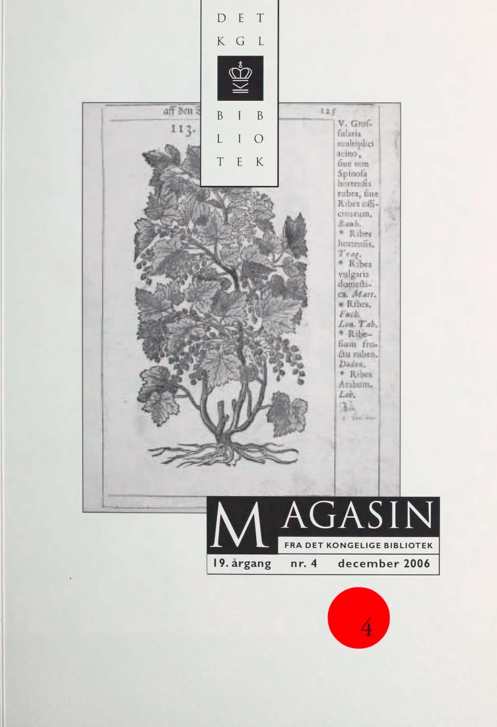 Se Årg. 19 Nr. 4 (2006)