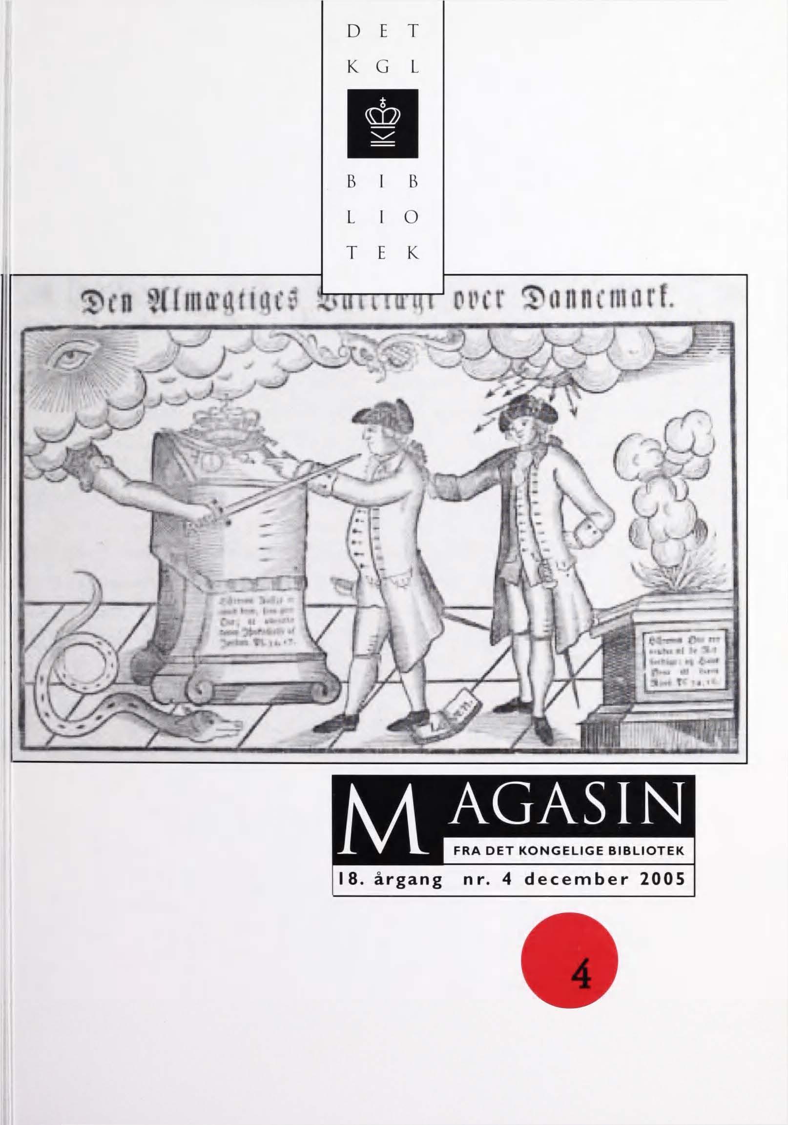 Se Årg. 18 Nr. 4 (2005)