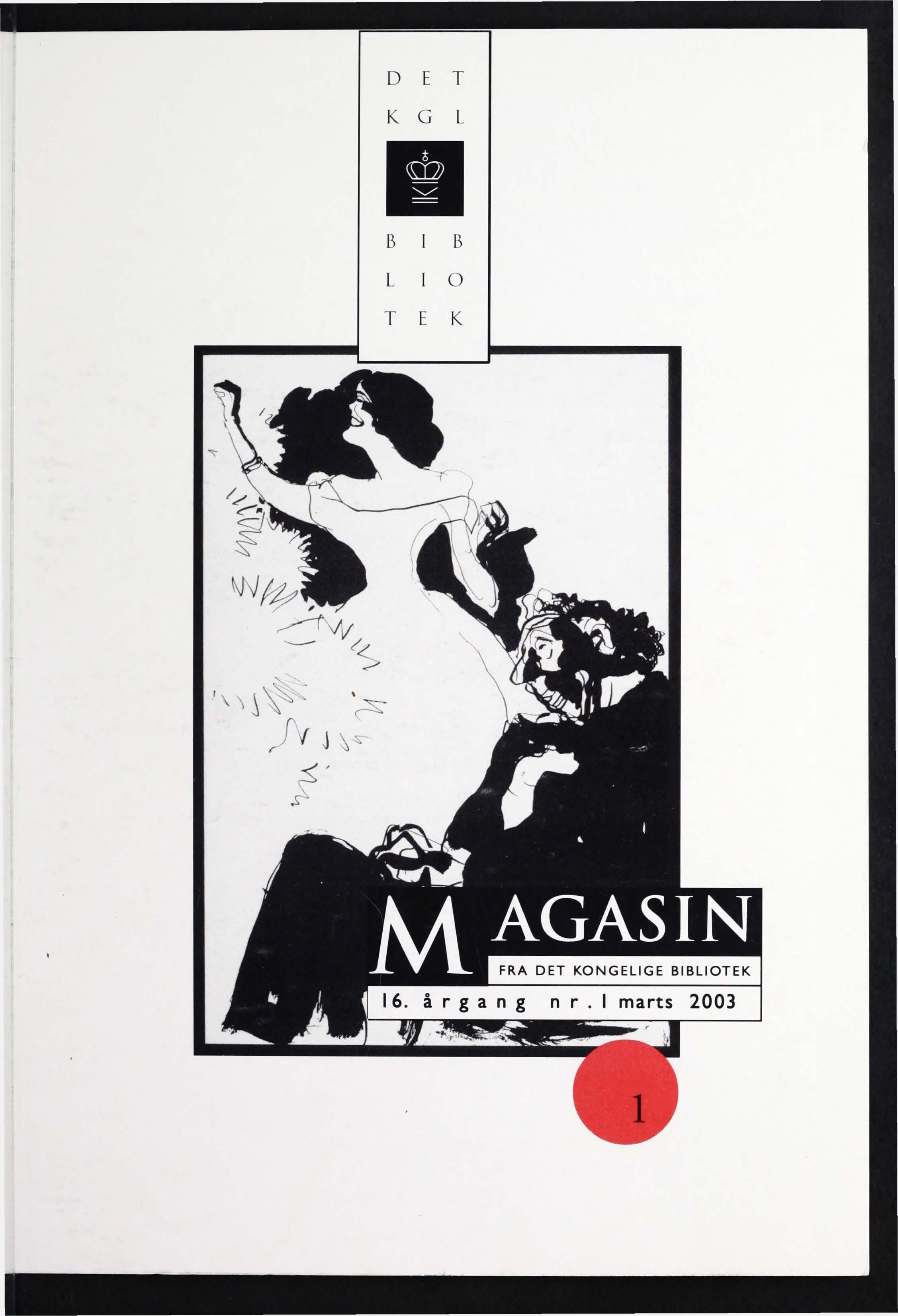 Se Årg. 16 Nr. 1 (2003)