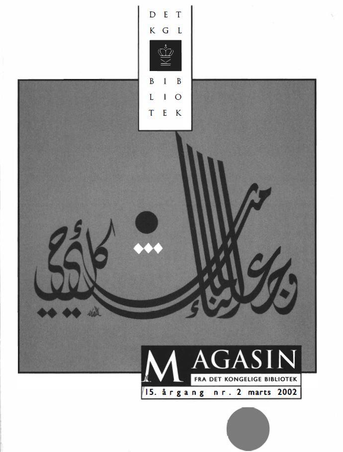 Se Årg. 15 Nr. 2 (2002)