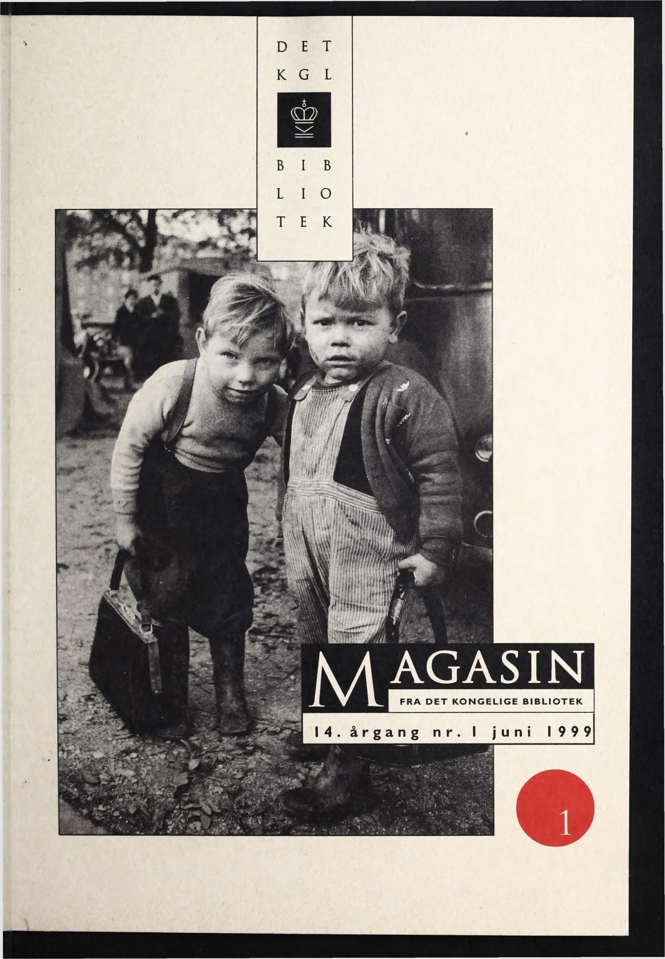 Se Årg. 14 Nr. 1 (1999)