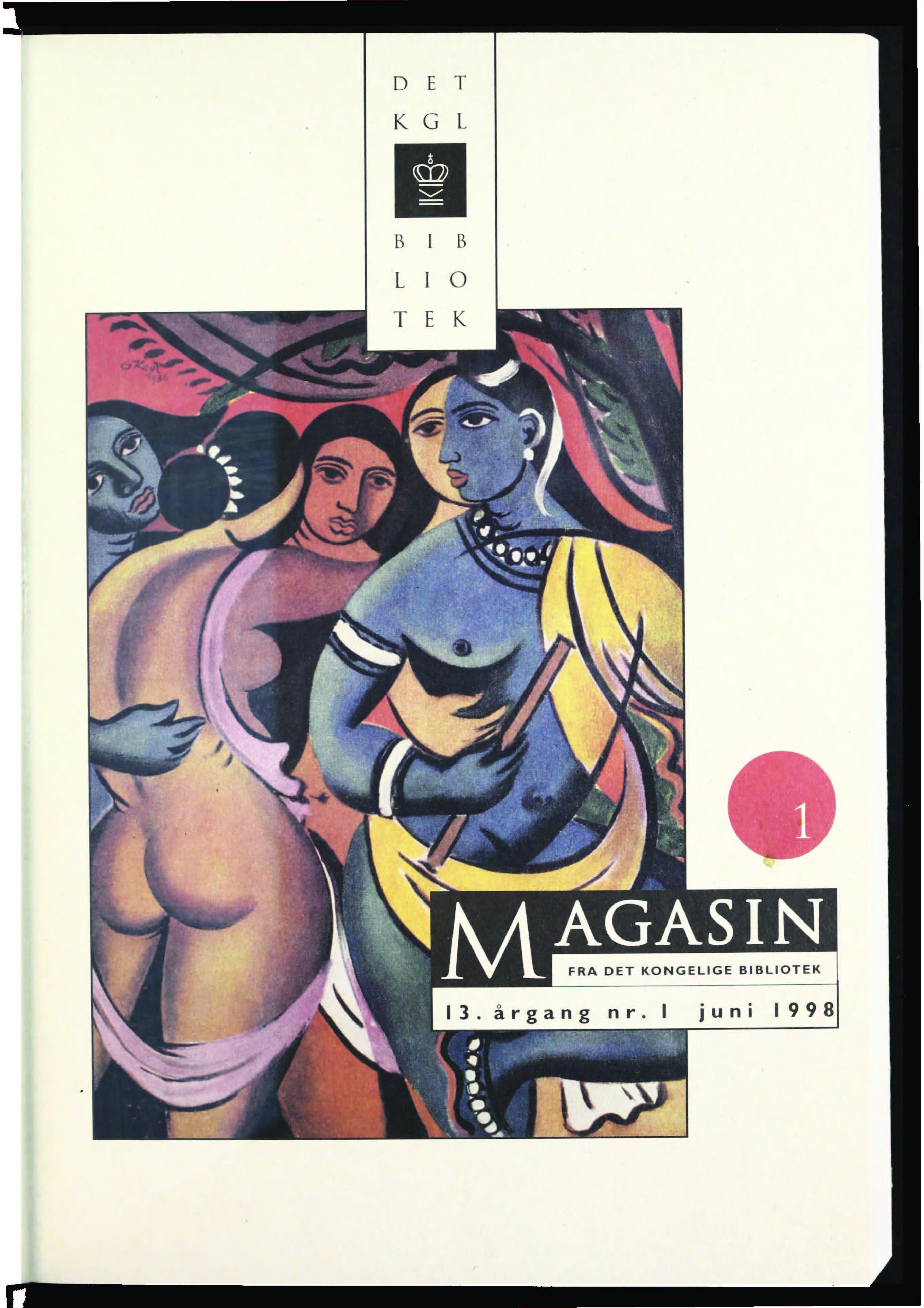 Se Årg. 13 Nr. 1 (1998)