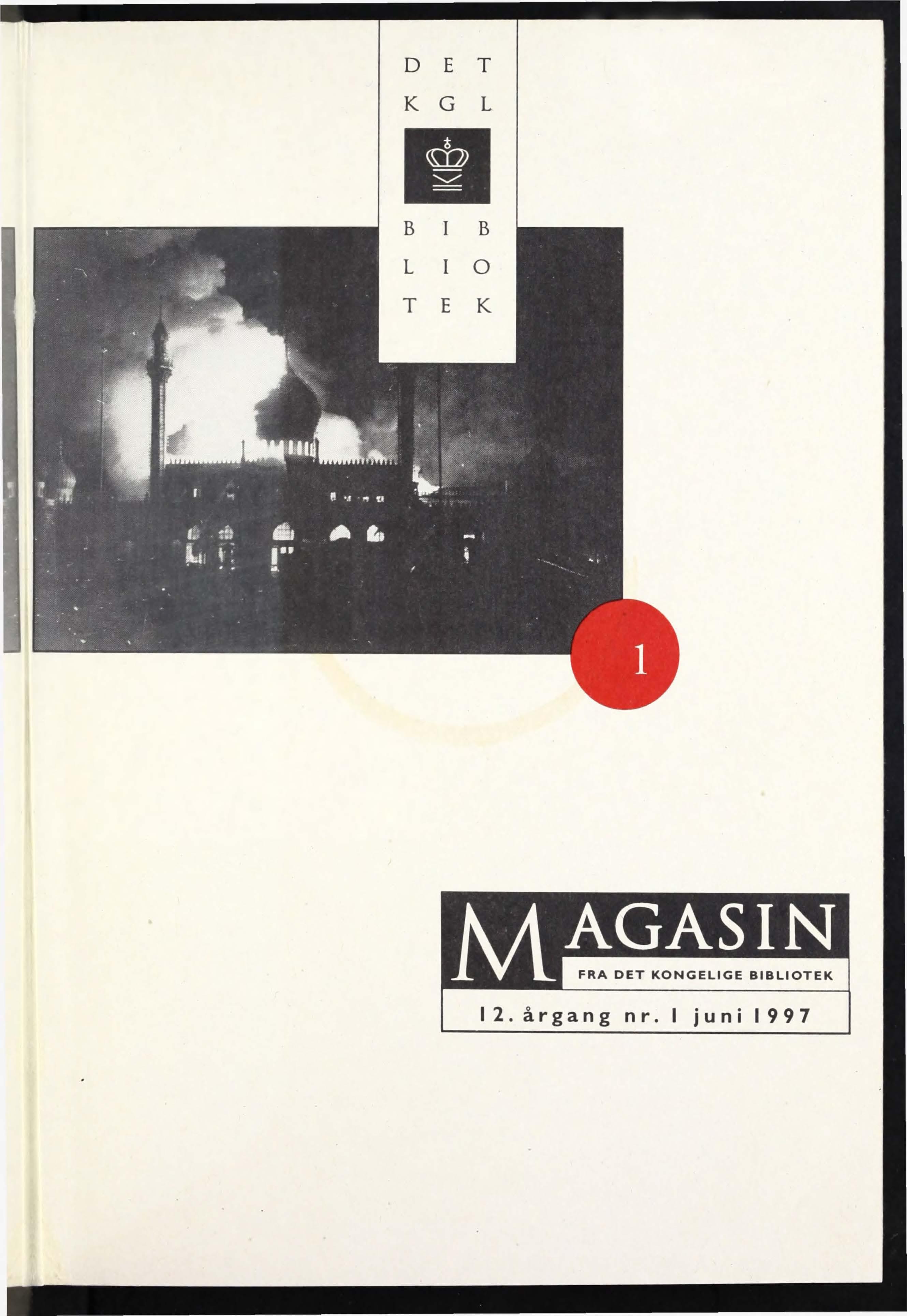 Se Årg. 12 Nr. 1 (1997)