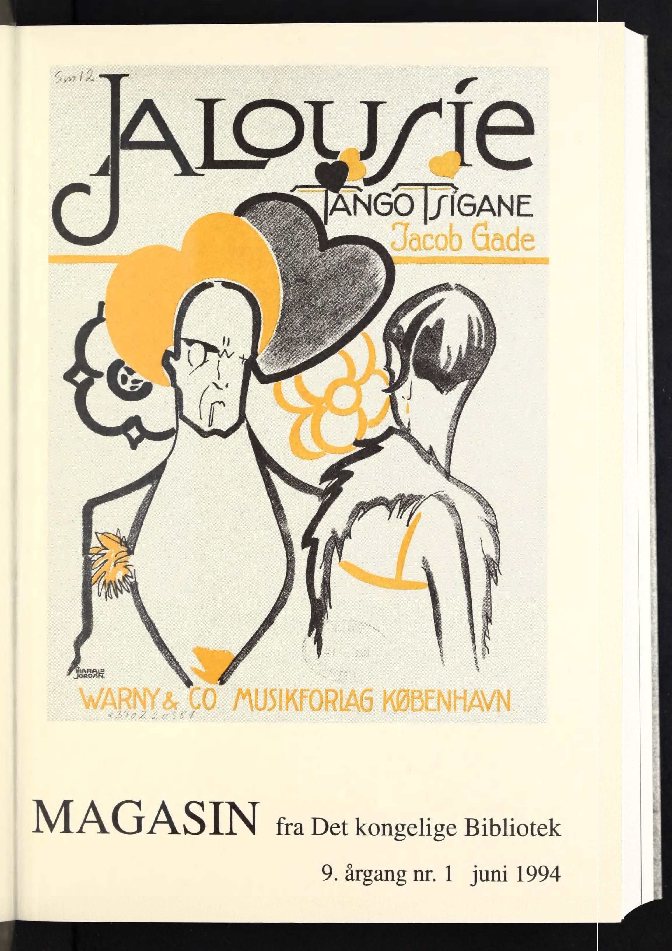 Se Årg. 9 Nr. 1 (1994)
