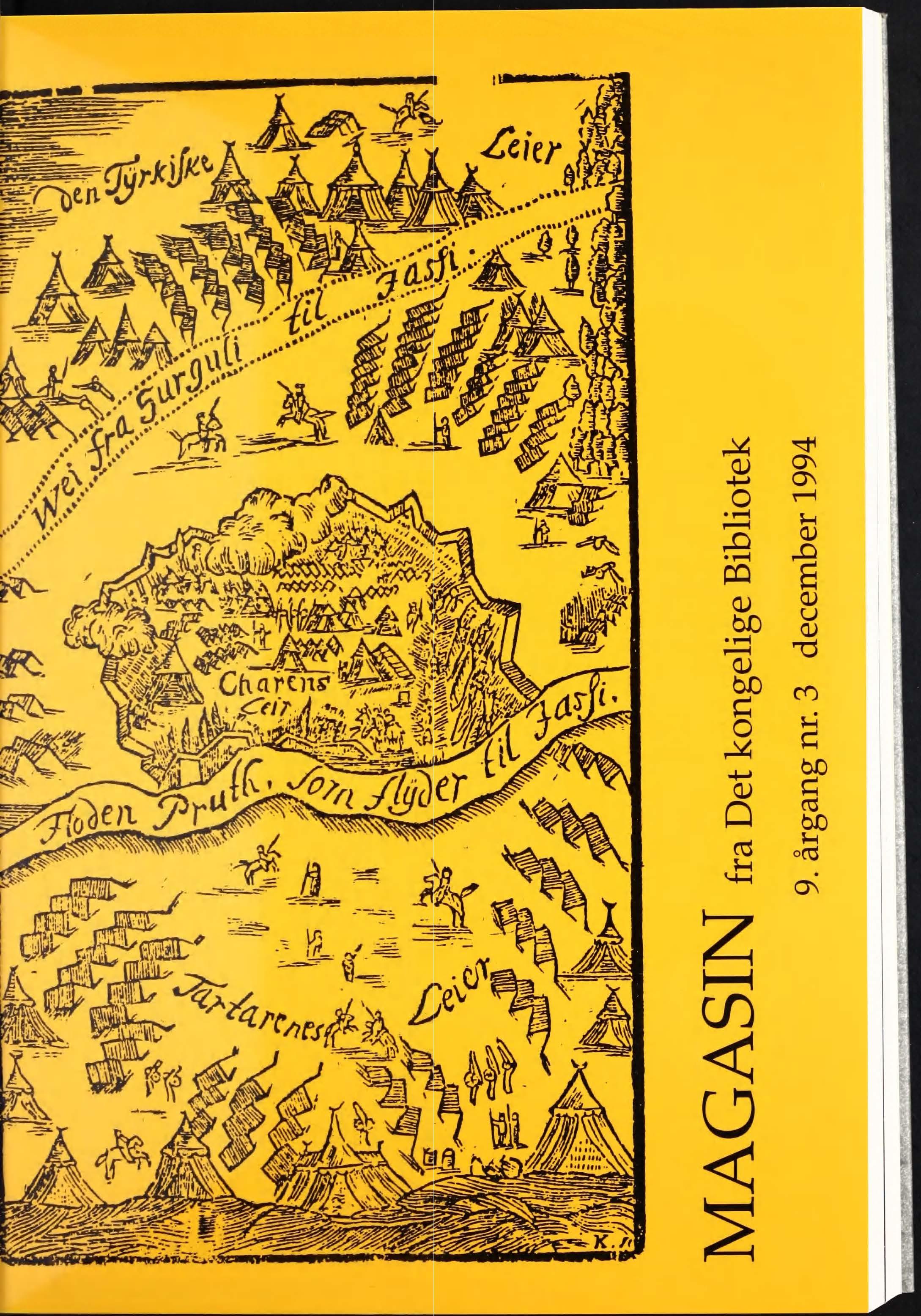 Se Årg. 9 Nr. 3 (1994)