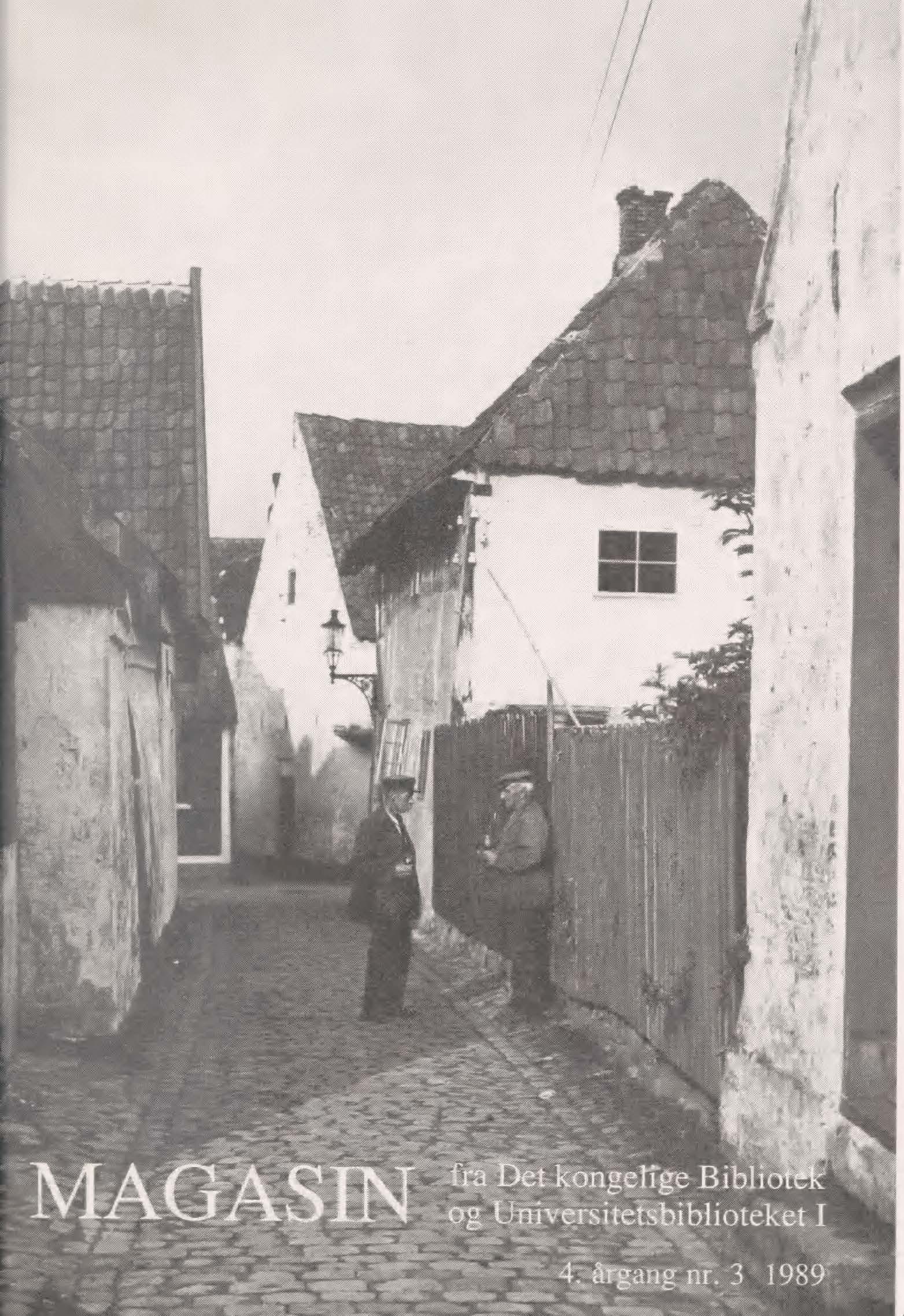 Se Årg. 4 Nr. 3 (1989)