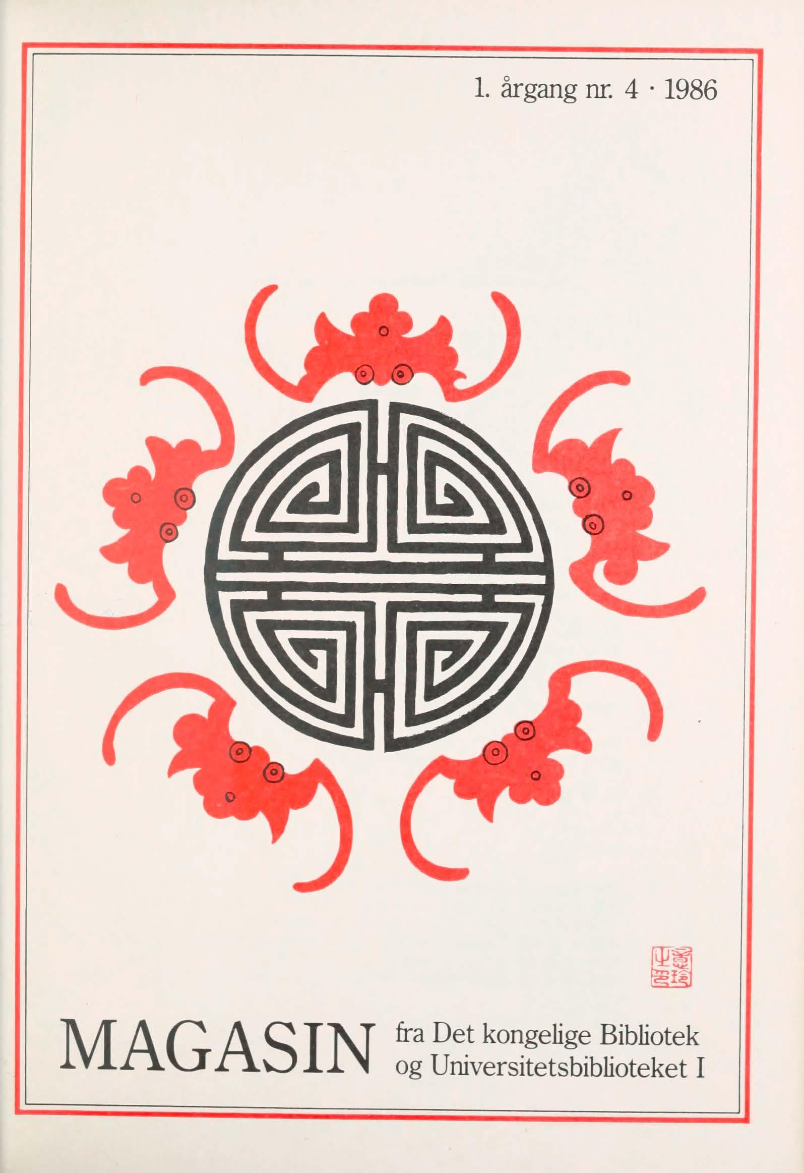 Se Årg. 1 Nr. 4 (1986)
