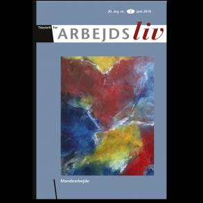 Forsiden af Tidsskrift for Arbejdsliv