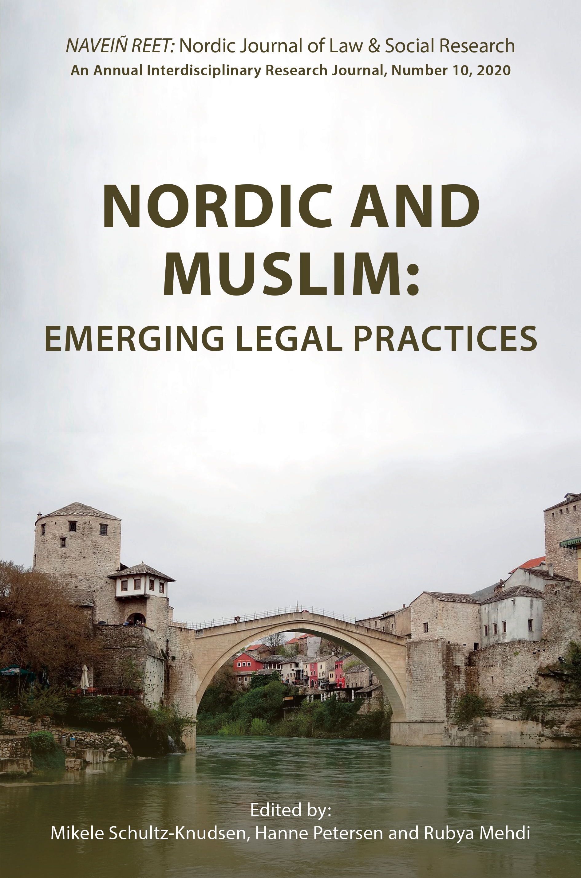 View No. 10 (2020): NAVEIÑ REET: Nordic Journal of Law & Social Research