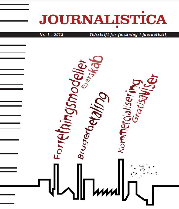 View No. 1 (2013): Journalistik i en Industri