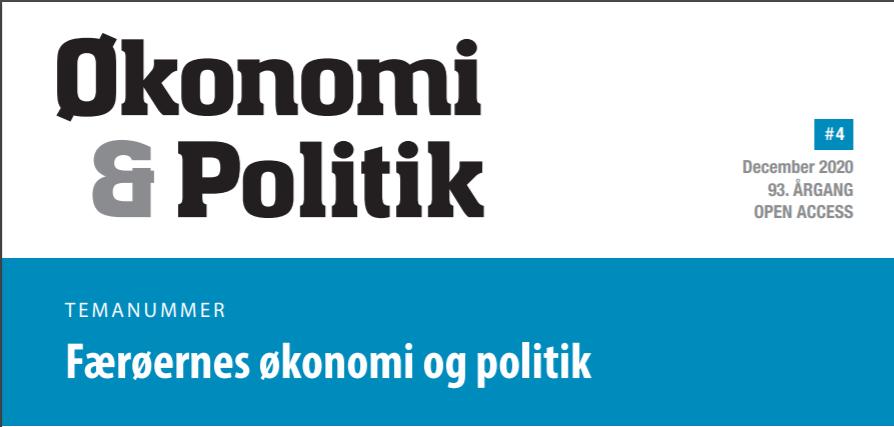 Se Årg. 93 Nr. 4 (2020): Færøernes økonomi og politik