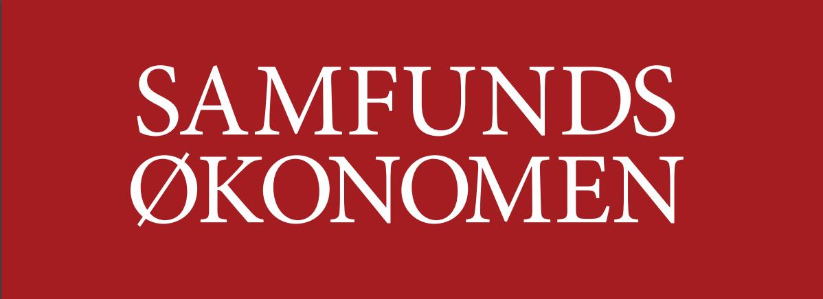 Forside af Samfundsøkonomen