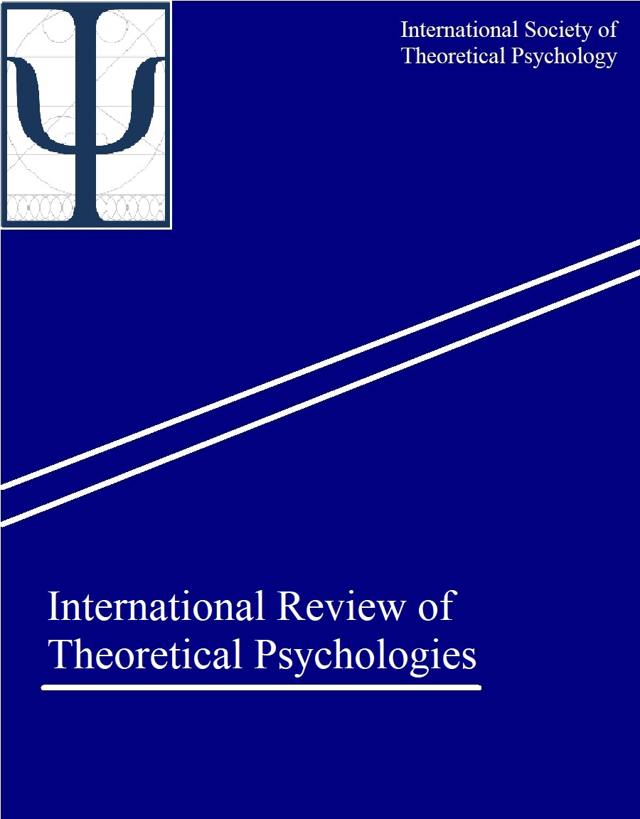 View Vol. 1 No. 1 (2021): Measured Lives - Theoretical Psychology in an Era of Acceleration.