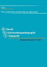 Ph.d.-studerendes arbejdsmiljø og uddannelse