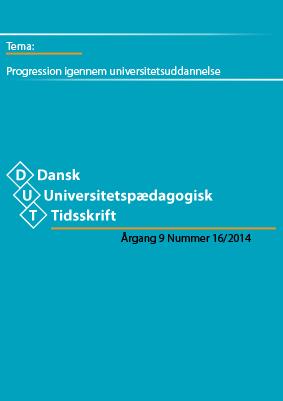 Progression igennem universitetsuddannelsen