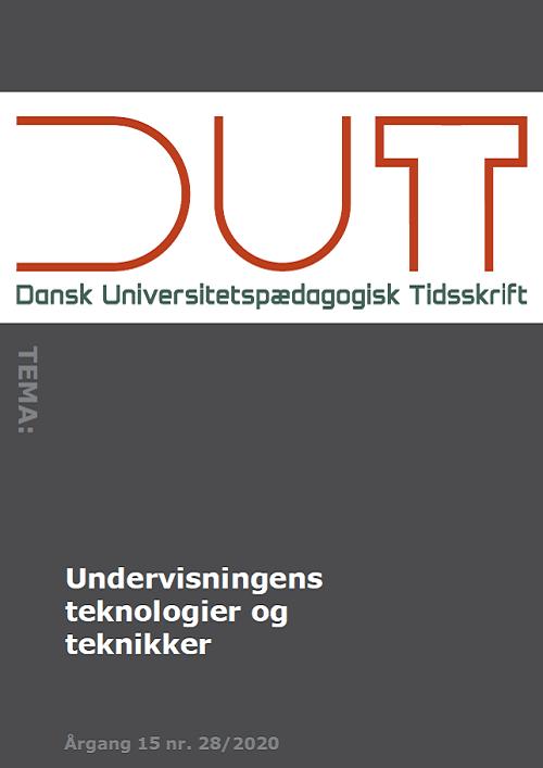 Se Årg. 15 Nr. 28 (2020): Undervisningens teknologier og teknikker