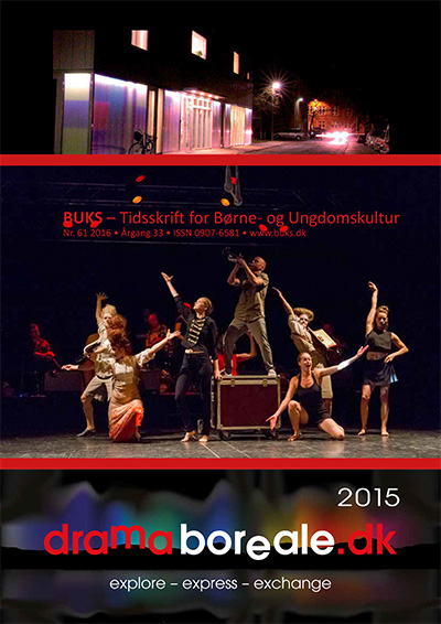 Drama Boreale 2015 - from the opening