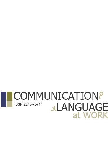 Communication and Language at Work